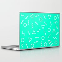 denver Laptop & iPad Skins featuring Denver! (bis) by Will Wild