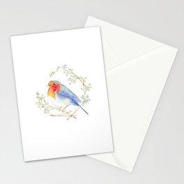 Petirrojo. Stationery Cards