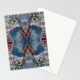 We Come In Peace Stationery Cards