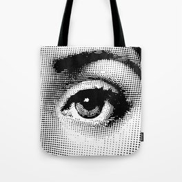 Lina Cavalieri Eye 02 Tote Bag