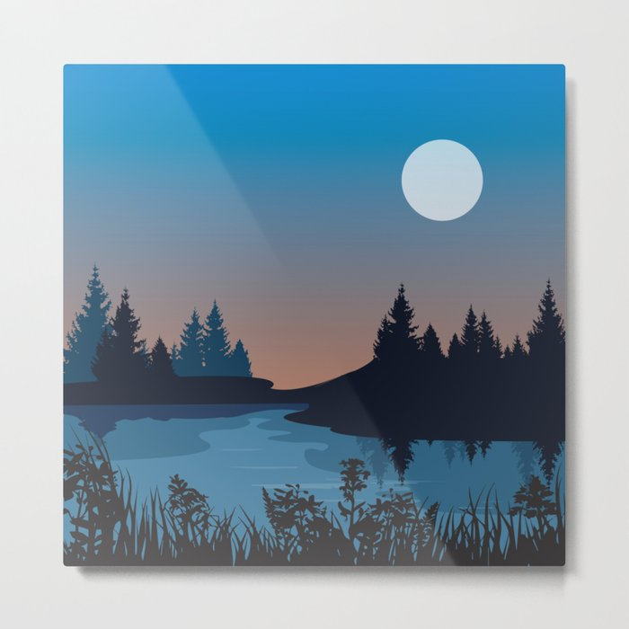 My Nature Collection No. 19 Metal Print