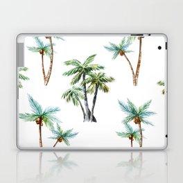 Palm Tree Pattern 01 Laptop & iPad Skin