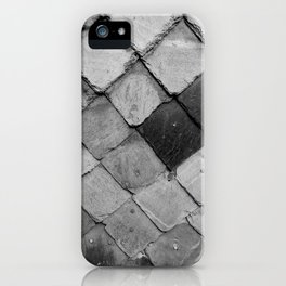 Peau d'Ardoise - Slate Skin iPhone Case