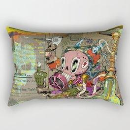 Warpath Rectangular Pillow