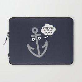 That Sinking Feeling Laptop Sleeve