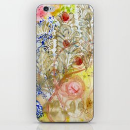 Summer Garden iPhone Skin