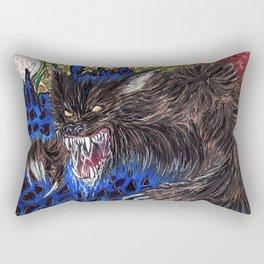 Full Moon Shift Rectangular Pillow