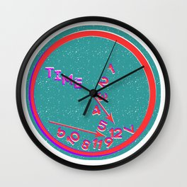 moments lost in time Wall Clock