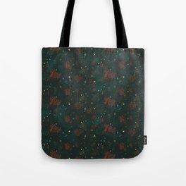 Cosmic Pattern Tote Bag