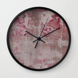 Abstract No. 58 Wall Clock