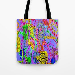 Coral Sea Life, from Mickeys Art And Design.Biz Tote Bag