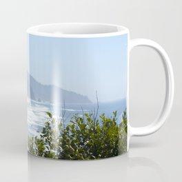 arcadia beach from ecola site park Coffee Mug