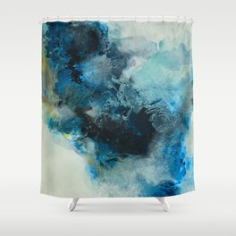 Into the soul of me Shower Curtain
