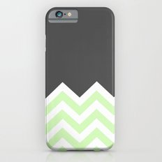 Color Blocked Chevron 15 iPhone 6s Slim Case