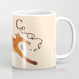 Coffee Fox Coffee Mug