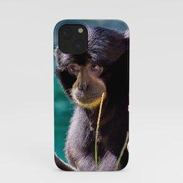 Sweet Howler Monkey iPhone Case