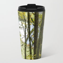 Canal Through the Trees Travel Mug