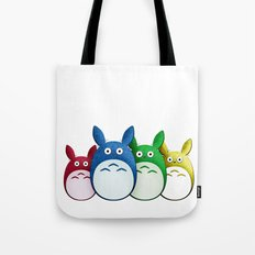 Spirits of the Forest, Group Tote Bag