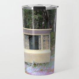the cabin Travel Mug