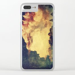 Take Me With You Clear iPhone Case
