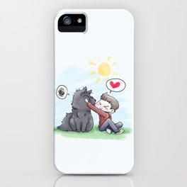 SmushyFace iPhone Case