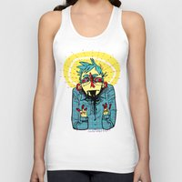 musa Tank Tops featuring 100% great by musa