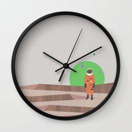 alone (2015) Wall Clock