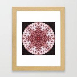 ESTRELLA STEREO Framed Art Print