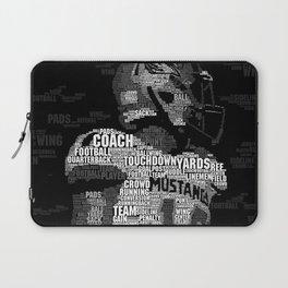 Football Laptop Sleeve