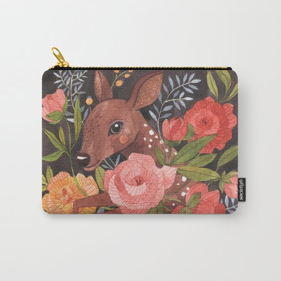 FAWN & FLORA Carry-All Pouch