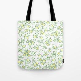 Blumenwiese Tote Bag