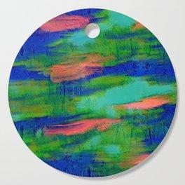 Pastel Art 25 Cutting Board