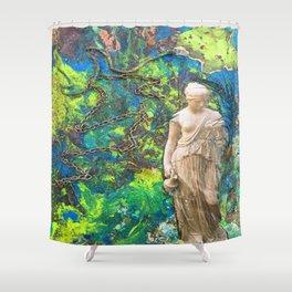 Empyrean Shower Curtain