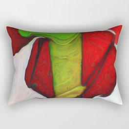 Estratos Rectangular Pillow
