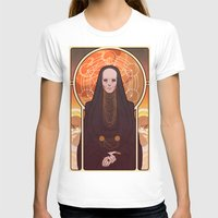 heymonster T-shirts featuring Reverend Mother by heymonster