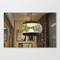 asap rocky Canvas Prints featuring ASAP by Marten Lee