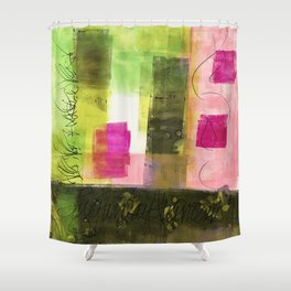 Daydreams of Spring - Lazy Sunday Afternoons Shower Curtain