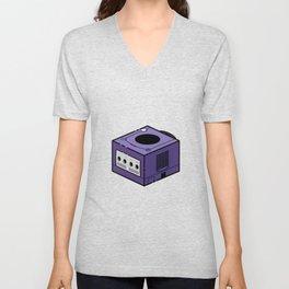 Nintendo Gamecube Unisex V-Neck