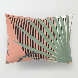 Nature Geometry II Pillow Sham