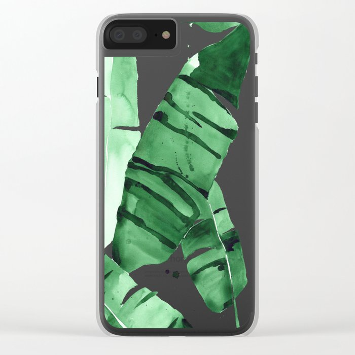 Beverly IV Clear iPhone Case