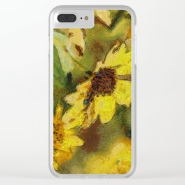 You Can't Fool Mother Nature Clear iPhone Case