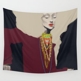 Style Experiment Wall Tapestry