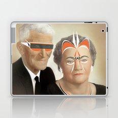 Animal Collective album art Laptop & iPad Skin