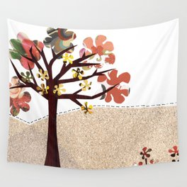 Tree Wall Tapestry