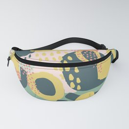 Hide and seek #vectorart #graphic #pattern #joy Fanny Pack