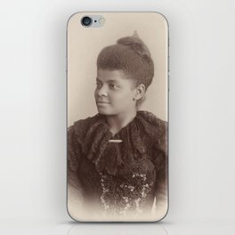 Ida B. Wells, 1893 iPhone Skin