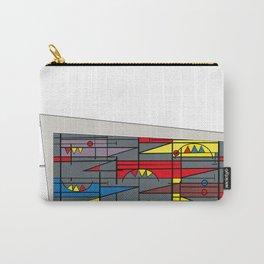Edificio de comunicaciones UCV Carry-All Pouch
