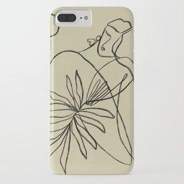 Summer lines V|| iPhone Case