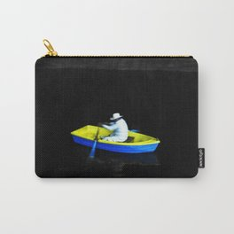 Boat in the cave Carry-All Pouch