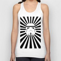 storm trooper Tank Tops featuring Storm Trooper by RobotSpaceBrain